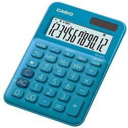 Kalkulator ms-20uc-bu-s niebieski marki Casio