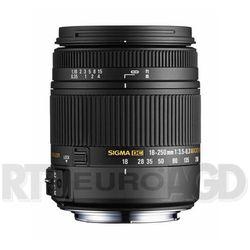 Sigma 18-250 mm f/3,5-6,3 DC MACRO HSM Sony - produkt w magazynie - szybka wysyłka! z kategorii Obiektywy fot