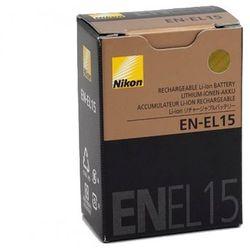 Akumulator  EN-EL15, produkt marki Nikon