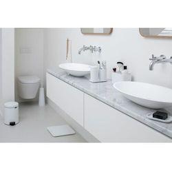 Brabantia - zestaw łazienkowy renew collection - biały - biały (8710755280627)