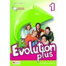 Evolution Plus 1 SB MACMILLAN (140 str.)