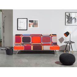 Sofa do spania - patchwork - kanapa - rozkładana - wypoczynek - VANG - sprawdź w wybranym sklepie