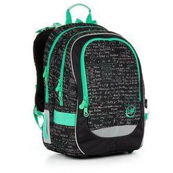 Plecak szkolny Topgal CHI 866 A - Black - produkt z kategorii- Tornistry i plecaki