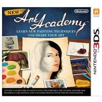 Nintendo 3DS New Art Academy