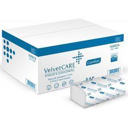 Ręcznik ZZ VELVET Care ECO-White 2w op.3000 listk. (5901478004161)