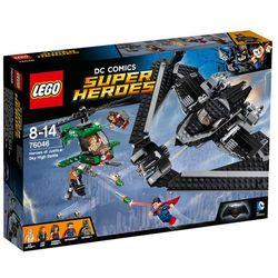 SUPER HEROES BITWA POWIETRZNA (Heroes of Justice: Sky High Battle) - 76046 marki Lego [zabawka]