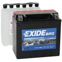 Exide Akumulator motocyklowy  ytx14-bs 12ah 200a