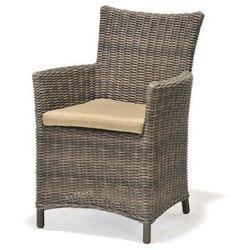 Fotel ogrodowy kolanta pds gray wyprodukowany przez Inspirowane