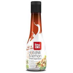 Sos sojowy tamari ostre chilli i cytryna bio 200 ml - lima wyprodukowany przez Lima (makrobiotyka, kawy zbożo