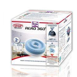Pochłaniacz wilgoci. wymienne tabletki aero360 2w1 2x450g od producenta Henkel