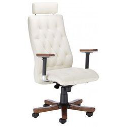 Nowy styl Fotel gabinetowy chester extra hru r23p2 - biurowy, krzesło obrotowe, biurowe