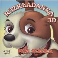 Psia Szkoła Rozkładanki 3D (2016)