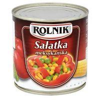Sałatka meksykańska 425 ml Rolnik (5900919002629)