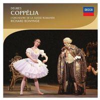 Ballet Edition: Delibes - Coppelia, Massenet: La Carillon (CD) - Richard Bonynge