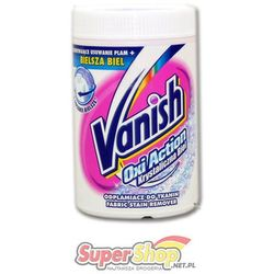Vanish oxi action odplamiacz white 750g od supershop.net.pl