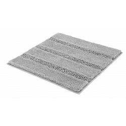 Kleine Wolke dywanik łazienkowy Monrovia 60x60 cm, szary (4004478281035)