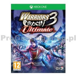 Warriors Orochi 3 Ultimate, gra na XOne