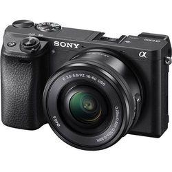 Sony Alpha A6300, cyfrówka