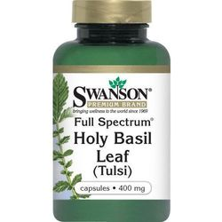Full Spectrum Holy Basil 400 120kaps (lek pozostałe leki i suplementy)