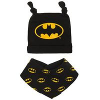 Cool Club, Komplet niemowlęcy, Batman