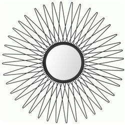 Stylowe lustro Orea - czarne, Aurora_lustro_czarne