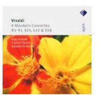 Vivaldi: Concertos For Mandolins Rv 93,425,532,55, 2564612642