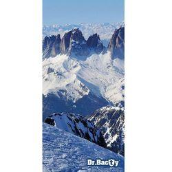 Dr.Bacty XL szybkoschnący ręcznik treningowy 70x140 cm / Góry - Góry