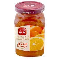 EL RASHIDI EL MIZAN 340g Orange Jam Dżem pomarańczowy