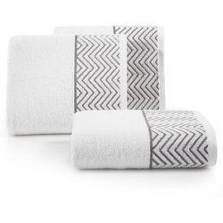 Ręcznik ZIGGY 50x90 Eurofirany biały
