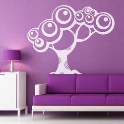 Deco-strefa – dekoracje w dobrym stylu Drzewo 1286 szablon malarski