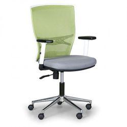 B2b partner Krzesło biurowe haag, zielone/szare