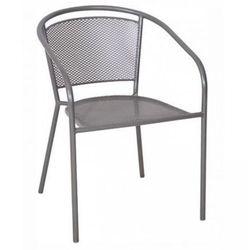 Metalowe krzesło ogrodowe ZWMC-32