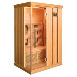 Sanotechnik Trendy sauna na podczerwień 2 osobowa 123x103x190 cm h30380 (9002827020149)