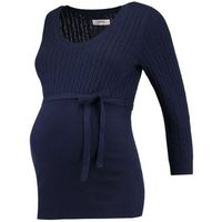 Zalando Essentials Maternity Sweter navy
