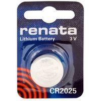 bateria litowa Renata CR2025 (blister)