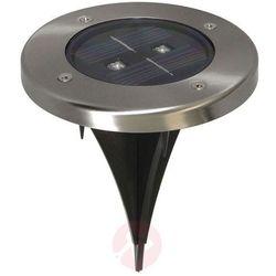 Torino – solarna oprawa wpuszczana podłogowa LED