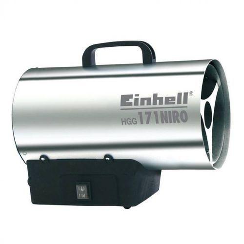 Einhell nagrzewnica gazowa HGG 171 Niro, towar z kategorii: Pozostałe narzędzia elektryczne