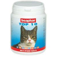 BEAPHAR Top 10 Cats preparat z tauryną dla kotów