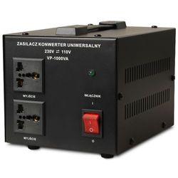 Transformator 230V/110V 1000VA (transformator elektryczny)