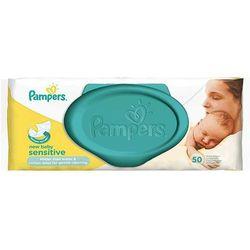 Pampers Chusteczki nawilżane New Baby Sensitive 54 szt. (4015400686101)