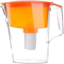Dzbanek filtrujący AQUAPHOR Standard + wkład B100-15 Pomarańczowy
