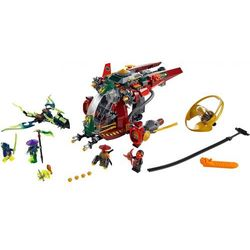 Lego Ninjago Ronin R.E.X 70735 z kategorii: klocki dla dzieci