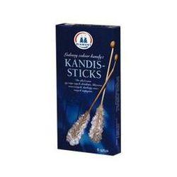 Diamant Kandissticks cukier lodowy 6 x 10 g - produkt z kategorii- Cukier i słodziki
