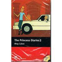 The Princess Diaries: Book 2 Macmillan Readers +CD Elementary (9781405080668)