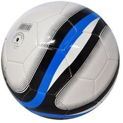 Piłka nożna Striker - biały/niebieski/czarny - produkt z kategorii- Piłka nożna