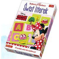 Świat literek Minnie Mouse Bajkowa Akademia