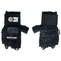 KETTLER - 7371-437 - Rękawiczki treningowe Pro dla mężczyzn (L) - L z kategorii odzież fitness
