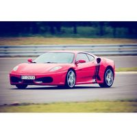 Jazda Ferrari F430 - Jastrząb k. Kielc \ 3 okrążenia