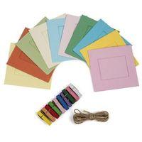 Polaroid  ramki zink paper 2x3'' 10 sztuk - produkt w magazynie - szybka wysyłka!