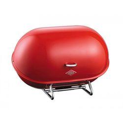 Wesco  single breadboy chlebak - pojemnik na pieczywo - czerwony, kategoria: chlebaki